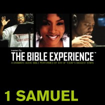 Inspired By … The Bible Experience Audio Bible - Today's New International Version, TNIV: (08) 1 Samuel