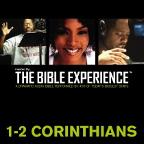 Inspired By … The Bible Experience Audio Bible - Today's New International Version, TNIV: (35) 1 and 2 Corinthians