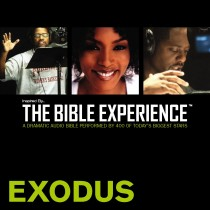 Inspired By … The Bible Experience Audio Bible - Today's New International Version, TNIV: (02) Exodus