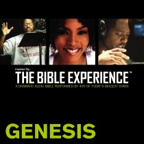 Inspired By … The Bible Experience Audio Bible - Today's New International Version, TNIV: (01) Genesis