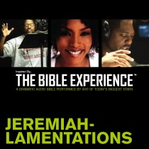 Inspired By … The Bible Experience Audio Bible - Today's New International Version, TNIV: (22) Jeremiah and Lamentations