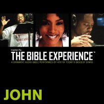 Inspired By … The Bible Experience Audio Bible - Today's New International Version, TNIV: (32) John