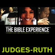 Inspired By … The Bible Experience Audio Bible - Today's New International Version, TNIV: (07) Judges and Ruth