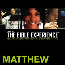 Inspired By … The Bible Experience Audio Bible - Today's New International Version, TNIV: (29) Matthew