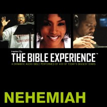 Inspired By … The Bible Experience Audio Bible - Today's New International Version, TNIV: (15) Nehemiah