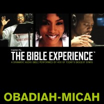 Inspired By … The Bible Experience Audio Bible - Today's New International Version, TNIV: (26) Obadiah, Jonah, and Micah