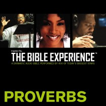 Inspired By … The Bible Experience Audio Bible - Today's New International Version, TNIV: (19) Proverbs