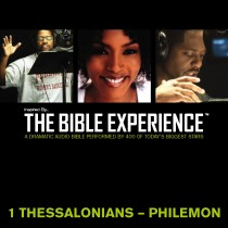 Inspired By … The Bible Experience Audio Bible - Today's New International Version, TNIV: (37) 1 and 2 Thessalonians, 1 and 2 Timothy, Titus, and Philemon