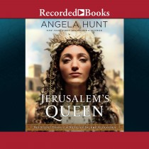 Jerusalem's Queen (The Silent Years, Book #3)