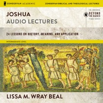 Joshua: Audio Lectures (Zondervan Biblical and Theological Lectures)