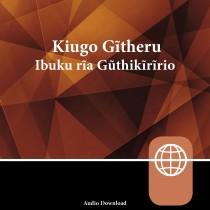 Kikuyu Bible, Audio Download