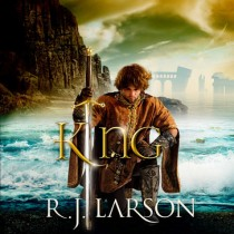 King (Books of the Infinite Series, Book #3)