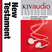KJV Audio Bible, Pure Voice (New Testament)