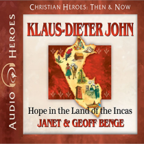 Klaus-Dieter John (Christian Heroes: Then & Now)