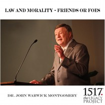 Law and Morality – Friends or Foes