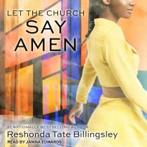 Let the Church Say Amen (Say Amen Series)