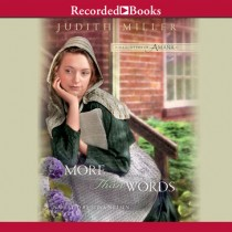 More Than Words (Daughters of Amana, Book #2)