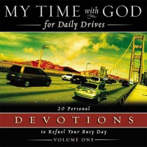My Time with God for Daily Drives: Volume 1