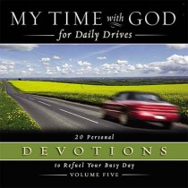 My Time with God for Daily Drives: Volume 5