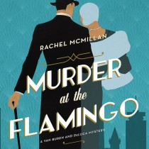 Murder at the Flamingo (A Van Buren and DeLuca Mystery, Book #1)