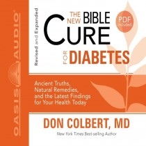 The New Bible Cure for Diabetes (Bible Cure)