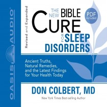 The New Bible Cure for Sleep Disorders (Bible Cure)