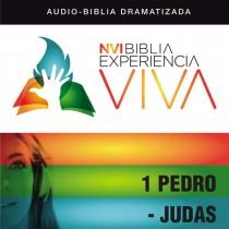NVI Biblia Experiencia Viva: 1 Pedro-Judas