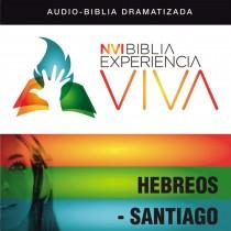 NVI Biblia Experiencia Viva: Hebreos-Santiago