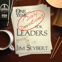 The One Year [Daily Devotions] for Leaders