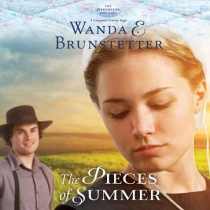The Pieces of Summer (The Discovery - A Lancaster County Saga, Book #4)