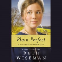 Plain Perfect (A Daughters of the Promise Novel, Book #1)