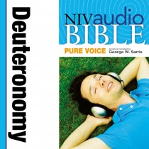 Pure Voice Audio Bible - New International Version, NIV (Narrated by George W. Sarris): (05) Deuteronomy