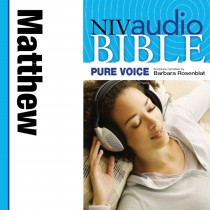 Pure Voice Audio Bible - New International Version, NIV (Narrated by Barbara Rosenblat): (01) Matthew