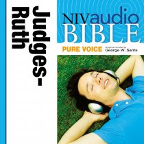Pure Voice Audio Bible - New International Version, NIV (Narrated by George W. Sarris): (07) Judges and Ruth