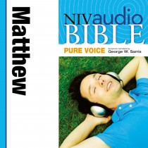 Pure Voice Audio Bible - New International Version, NIV (Narrated by George W. Sarris): (29) Matthew