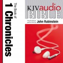 Pure Voice Audio Bible - King James Version, KJV: (12) 1 Chronicles