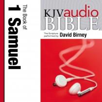 Pure Voice Audio Bible - King James Version, KJV: (08) 1 Samuel
