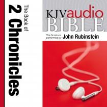 Pure Voice Audio Bible - King James Version, KJV: (13) 2 Chronicles