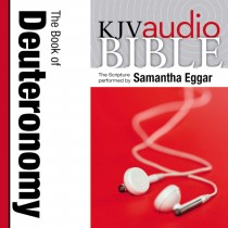 Pure Voice Audio Bible - King James Version, KJV: (05) Deuteronomy