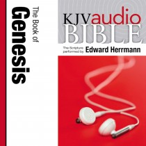 Pure Voice Audio Bible - King James Version, KJV: (01) Genesis