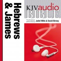 Pure Voice Audio Bible - King James Version, KJV: (36) Hebrews and James