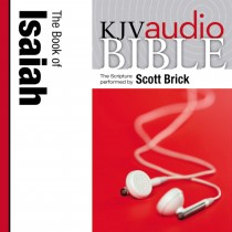 Pure Voice Audio Bible - King James Version, KJV: (19) Isaiah