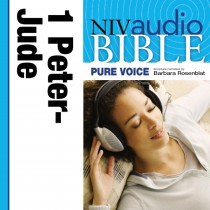 Pure Voice Audio Bible - New International Version, NIV (Narrated by Barbara Rosenblat): (11) 1 and 2 Peter; 1, 2, and 3 John; and Jude
