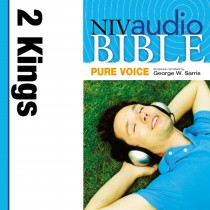 Pure Voice Audio Bible - New International Version, NIV (Narrated by George W. Sarris): (11) 2 Kings