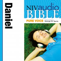 Pure Voice Audio Bible - New International Version, NIV (Narrated by George W. Sarris): (24) Daniel