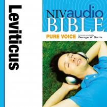 Pure Voice Audio Bible - New International Version, NIV (Narrated by George W. Sarris): (03) Leviticus