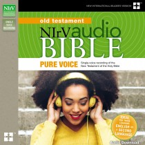 Pure Voice Audio Bible - New International Reader's Version, NIrV: Old Testament