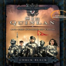 Sir Quinlan and the Swords of Valor (The Knights of Arrethtrae, Book #5)
