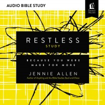 Restless: Audio Bible Studies