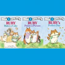 Ruby Raccoon Collection